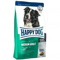 Happy Dog Fit & Wel Adult Medium Медиум сухой корм для средних собак весом 11-25 кг