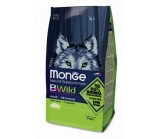 Monge Bwild Dog Boar Монж корм для взрослых собак всех пород с мясом дикого кабана