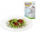 Мнямс паучи для кошек Фрикасе по-Парижски Кролик с травами 85 г х12 шт