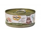 Мнямс консервы для кошек Тунец с макрелью в нежном желе 70 г