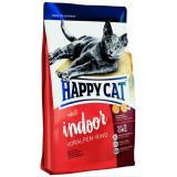 Happy Cat  Adult Voralpen-rind Fit&Well Indoor Хэппи Кэт Сухой корм для домашних кошек Альпийская Говядина
