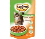 Мнямс паучи для взрослых кошек чувствительное пищеварение с кроликом в соусе 100 гр х 24 шт.