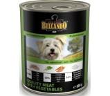 BELCANDO (Белькандо) консервы для собак мясо с овощами