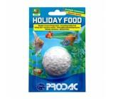 PRODAC (Продак) «Holiday food» Концентрированный корм для рыб во время долгосрочного отсутствия 20 гр