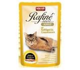 ANIMONDA (Анимонда) RAFINE SOUPE ADULT Коктейль из домашней птицы в сливочном соусе для взрослых кошек (пауч) 100гр.х 24 шт