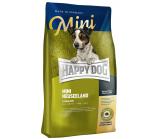 Happy Dog (Хэппи Дог) Mini Neuseeland (Хэппи Дог Мини Новая Зеландия) Беззерновой корм для собак малых пород Ягненок и рис [4 кг]