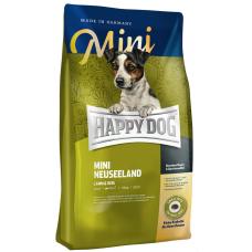 Happy Dog Mini Neuseeland Мини Новая Зеландия  Беззерновой корм собак Малых пород Ягненок и Рис