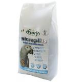 FIORY Micropills Cenerini /Grey Parrots (Фиори Микропилс) Корм для серых африканских попугаев