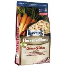 Happy Dog (Хэппи Дог)  flocken vollkost classic flakes премиум хлопья полноценный корм для чувствительных собак [10кг]