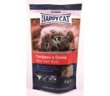 Happy Cat (Хэппи Кэт) Лакомство Подушечки /Говыдина солод/ 50гр