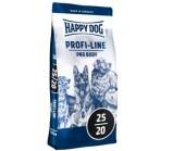 Happy Dog PROFI-LINE Профи-Крокетт Про Боди 20/25 Корм для взрослых собак 15кг