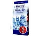 Happy Dog PROFI-LINE Профи-Крокетт Энергия 30/20 Корм для взрослых собак 20кг