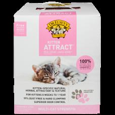 Dr Elsey Kitten Attract (Доктор Элси для котят) Наполнитель впитывающийся 9,08кг