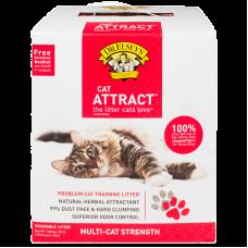 Dr Elsey Cat Attract (Доктор Элси Приучение к лотку) Наполнитель комкующийся 9,08кг