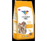 Счастливый пёс для собак мелких пород от 1 года до 7 лет Ягненок и рис [0,5 кг]