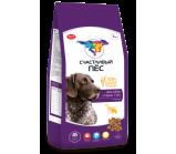 Счастливый пёс  Для собак старше 7 лет  с ягненком  [13 кг]