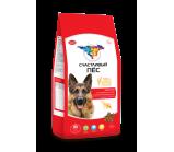 Счастливый пёс для активных собак всех пород Энергия с курицей и говядиной  [13 кг]