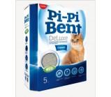 Pi-Pi Bent (Пи Пи Бент) DeLuxe Classi комкующийся наполнитель 5 кг НОВИНКА