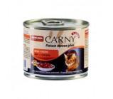 ANIMONDA (Анимонда) CARNY ADULT конс. с говядиной и курицей для кошек 200 г х 6 шт