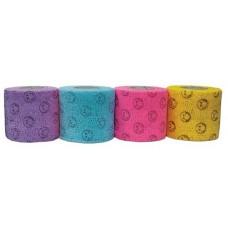 "Andover PetFlex PR бандаж 10 см х 4,5 м ""улыбка"" мультицвета"