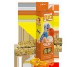 RIO Палочки для всех видов птиц с яйцом и ракушечником 2 x 40 г.