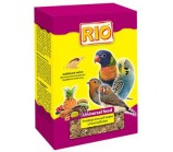 РИО Универсальный мягкий корм для всех видов птиц 350г (5 шт. в упак.)(21170)