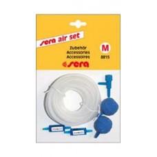8815 SERA AIR SET M Набор аксессуаров для компрессора: Шланг 4м,2 обратных клапана,регулятор,2 распылителя