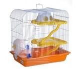 KREDO Клетка для грызунов 55х34х36 см. (М-031), подарочная упаковка