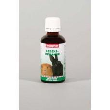 Beaphar Lebensvitamine Витамины для грызунов и кроликов 50 мл. (11484)
