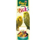 FIORY Палочки для попугаев с фруктами 60 г. (2555)