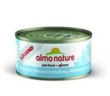 ALMO NATURE LEGEND консервы для кошек с Морепродуктами 70гр(39519)