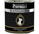 Четвероногий Гурман Платиновая линия Сердечки куриные в желе конс для кошек 240 гр