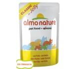 ALMO NATURE CLASSIC консервы для кошек Курица в желе пауч (54341)