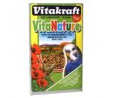 Vitakraft VitaNature Подкормка для волнистых попугаев семена садовых трав 10 г. (21043)