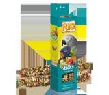 RIO Палочки для попугаев с фруктами и ягодами 2 x 75 г.