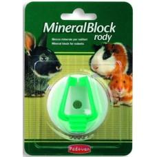 293 Padovan Mineral Block Rody Минеральный камень для грызунов 50гр