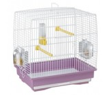 FERPLAST Клетка для птиц REKORD 1, 35,5 х 24,7 х 37 см., комплект, цветная (52006170)