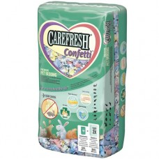 CareFresh COLORS CONFETTI бумажный разноцветный наполнитель для птиц и мелких животных 10 л