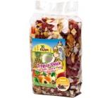 JR FARM 02204 Лакомство для грызунов Тропические фрукты 200г