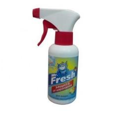 Mr.Fresh Защита от царапания для кошек 200 мл спрей(21559) (17711)