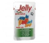ALMO NATURE CLASSIC консервы для кошек Тунец в желе 70гр*24 (пауч)(54345)
