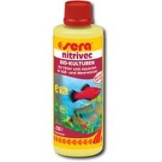 3730 SERA BIO NITRIVEC средство для биологического старта аквариума