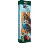 Padovan Stix herbs cocorite Лакомые палочки с вит. С для волнистых попугаев и экзотических птиц 60 г. (0141)