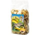JR FARM 01650 Лакомство для грызунов кусочки Банана 150г