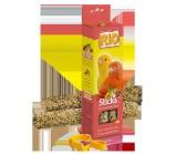 RIO Палочки для канареек с медом и полезными семенами 2 x 40 г.