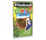Vitakraft VitaNature Подкормка для волнистых попугаев семена луговых трав 10 г. (21042)