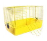 KREDO Клетка для кроликов 60х36х40 см. (R1 F), подарочная упаковка