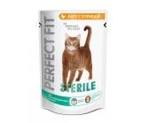PERFECT FIT (Перфект Фит) Корм для стерилизованных кошек и котов Пауч  24х85г