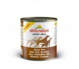 ALMO NATURE CLASSIC консервы для собак с говядиной (54229)