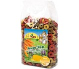 JR FARM 03357 Лакомство для грызунов Овощные колечки 200г
